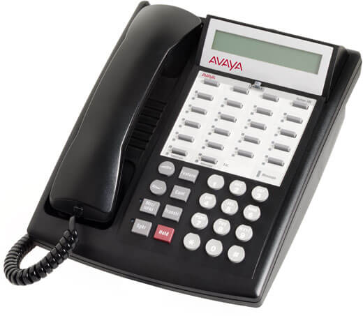 Can our Avaya Partner Phones work at home?