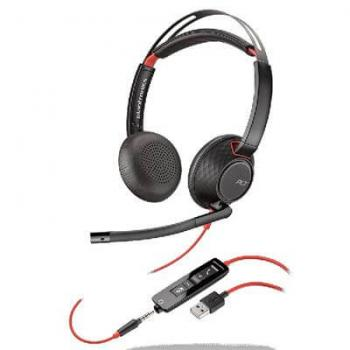 Corded USB & 3.5mm Headsets