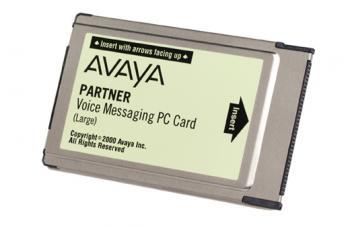 Avaya Partner Voicemail