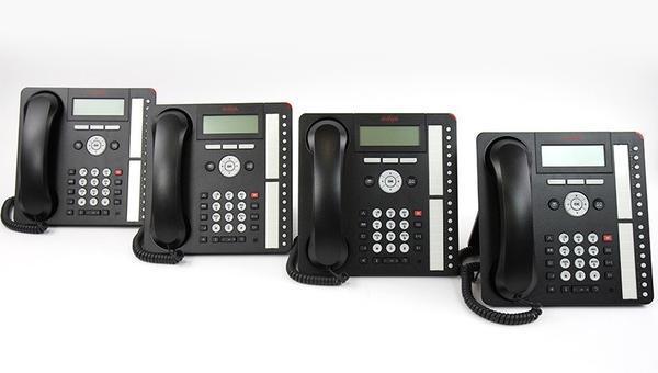 Avaya 1616-I IP Phone Global 4 Pack (700510908) New
