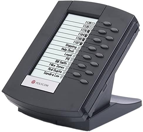 Polycom SoundPoint IP650 Backlit Expansion Module Refurbished