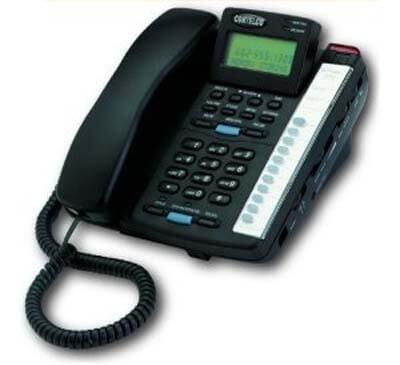 Cortelco Colleague 2210 Enhanced Multi-Feature Telephone New