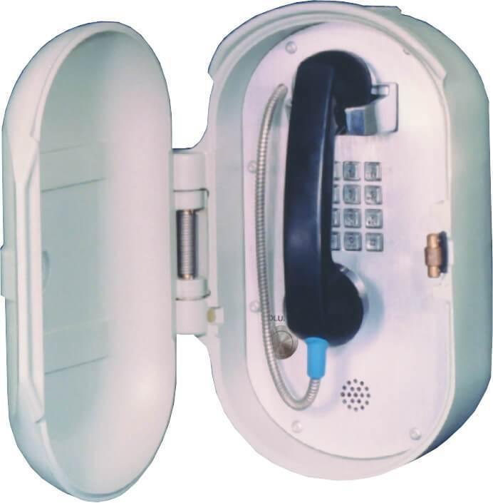 GAI-Tronics S.M.A.R.T. Tough Phone w/Keypad (226-005)