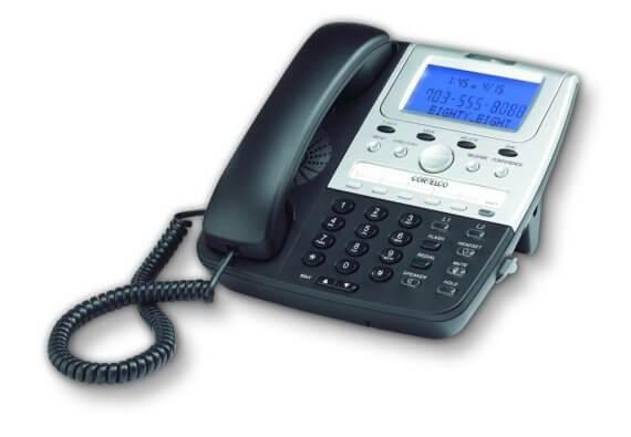 Cortelco 2720 Two Line Telephone New