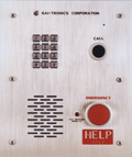 GAI-Tronics Flush-Mount Telephone w/Standard Keypad New