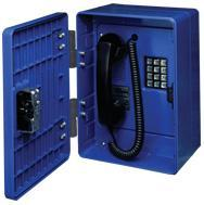 GAI-Tronics Hazardous Area Analog Outdoor Telephone - Division 2