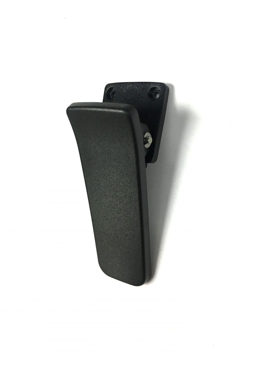SNOM Belt clip for M85 Black (00-S010-00)
