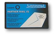 Avaya Partner VS  Mail Rel 4 Expansion Card Refurbished