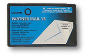 Avaya Partner VS Mail R5 2 Port to 4 Port Exp Card Refurbished