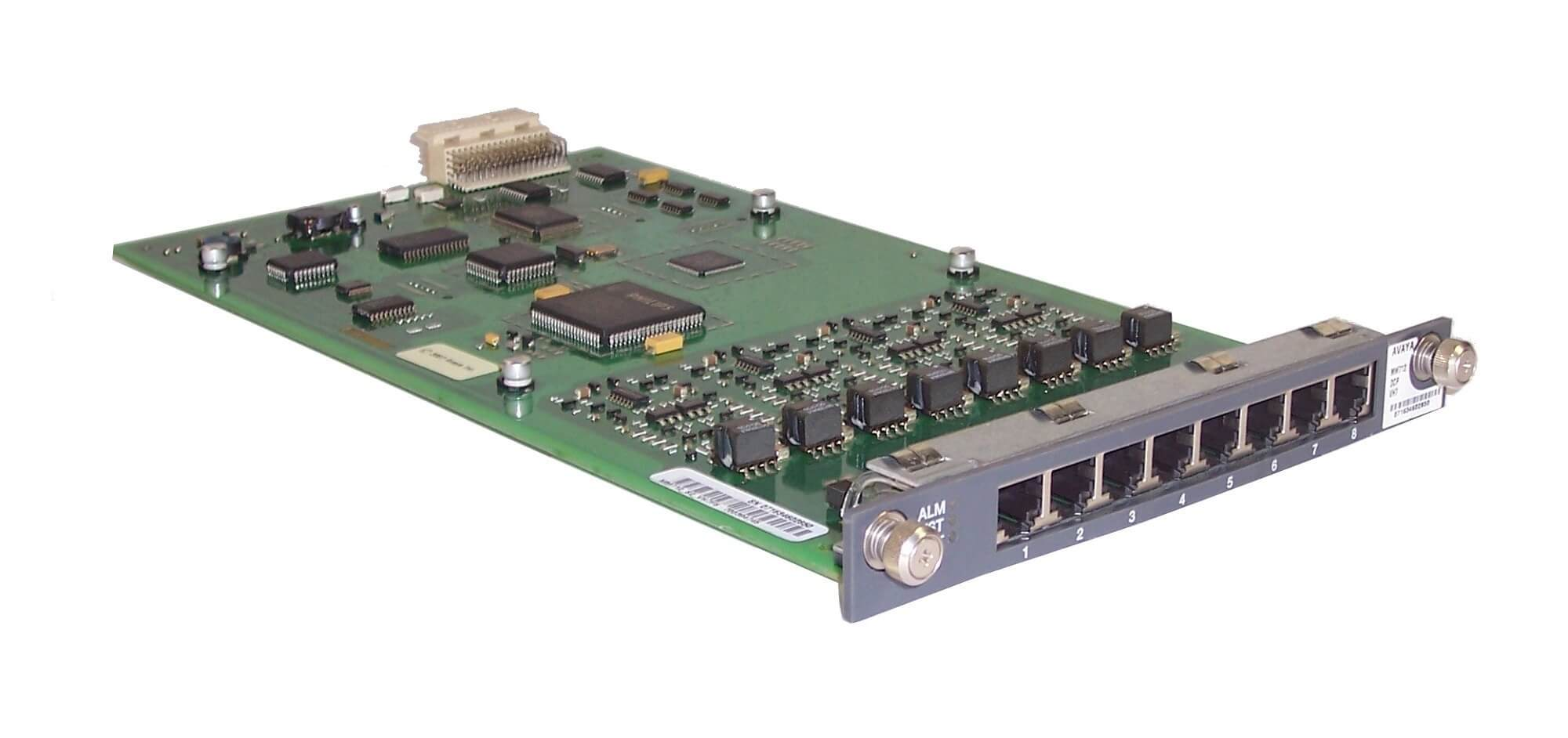 Avaya MM712 DCP Media Module (700394745) Refurbished