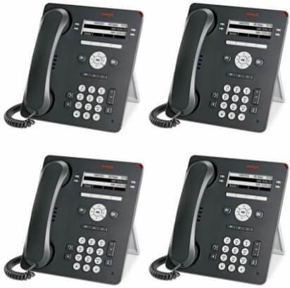 Avaya 9504 Digital Phone (700510914) 4 Pack New