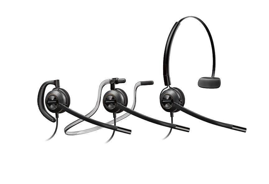 Plantronics EncorePro HW540 Convertible Headset