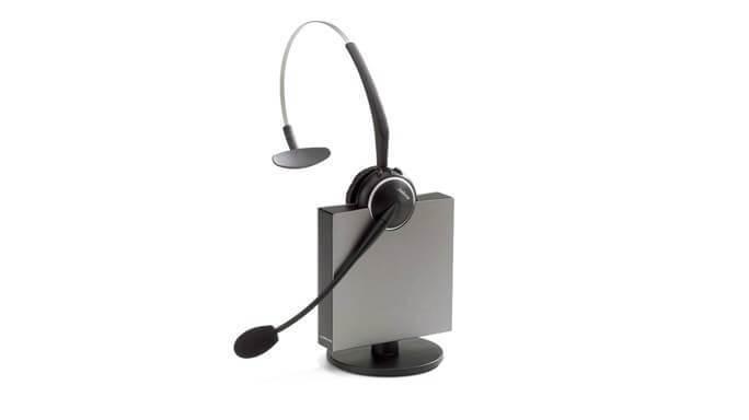 Jabra GN9125 Flex Noise Cancel Headset New