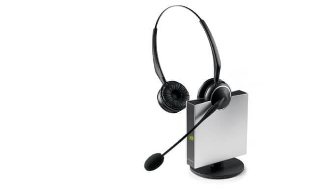Jabra GN9125 Duo Flex NC Wireless Headset New
