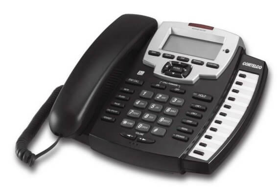 Cortelco 9225 Two Line Speakerphone New