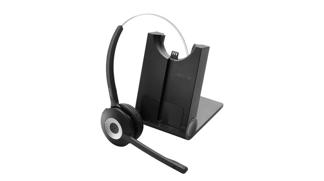 Jabra PRO 935 Dual Connectivity Wireless Headset