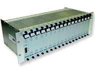 Algo 3410 Rack-Mount Shelf for Algo 3400 Security Intercom System