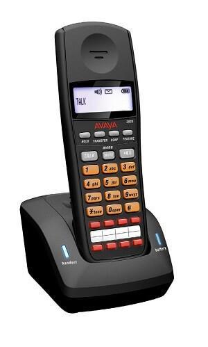 Avaya 3920 Wireless Telephone (700471121) Refurbished w/ 90 Day Warranty