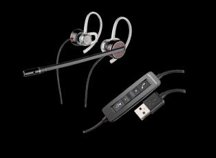 Plantronics Blackwire 435 USB Headset for PC