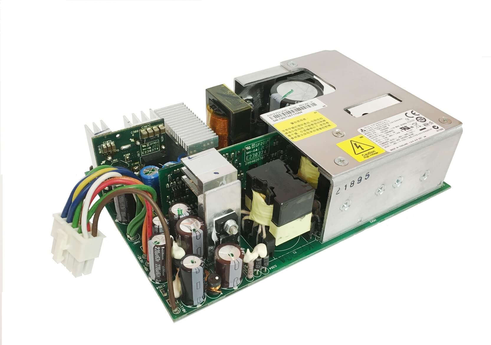 Avaya IP Office IP500V1 & IP500V2 Replacement Power Supply Refurbished