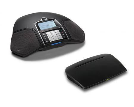 Konftel 300Wx IP Base Station Wireless DECT Conference Phone