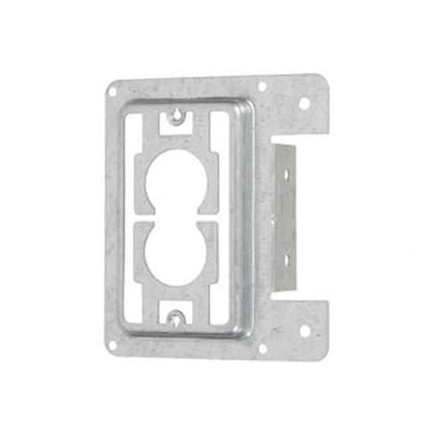 Erico MP1S 1 Gang Low Voltage Bracket, Box of 25 New