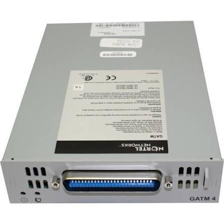Nortel BCM GATM4 4 Port Media Bay Module