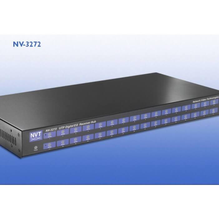 NVT Phybridge NV-3272 32-Channel Digital EQ Hub