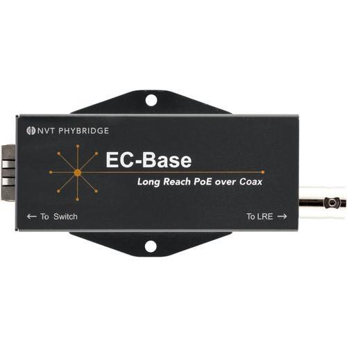 NVT Phybridge NV-ECLK-BSE Long Reach PoE Over Coax Extender