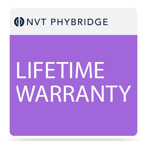 NVT Phybridge NV-FLXLK-BSE-MTNC-L Lifetime Warranty for Flex-Base Adapter