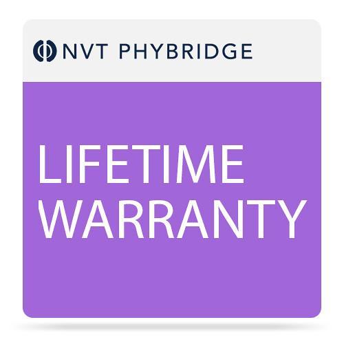 NVT Phybridge NV-PL-048-MTNC-L Lifetime Warranty for PoLRE 48 Port Switch