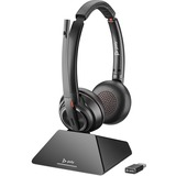 Plantronics Savi 8220 UC Wireless Binaural Stereo Headset