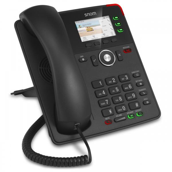 Snom D717 entry-level color VoIP Phone - 02-125757