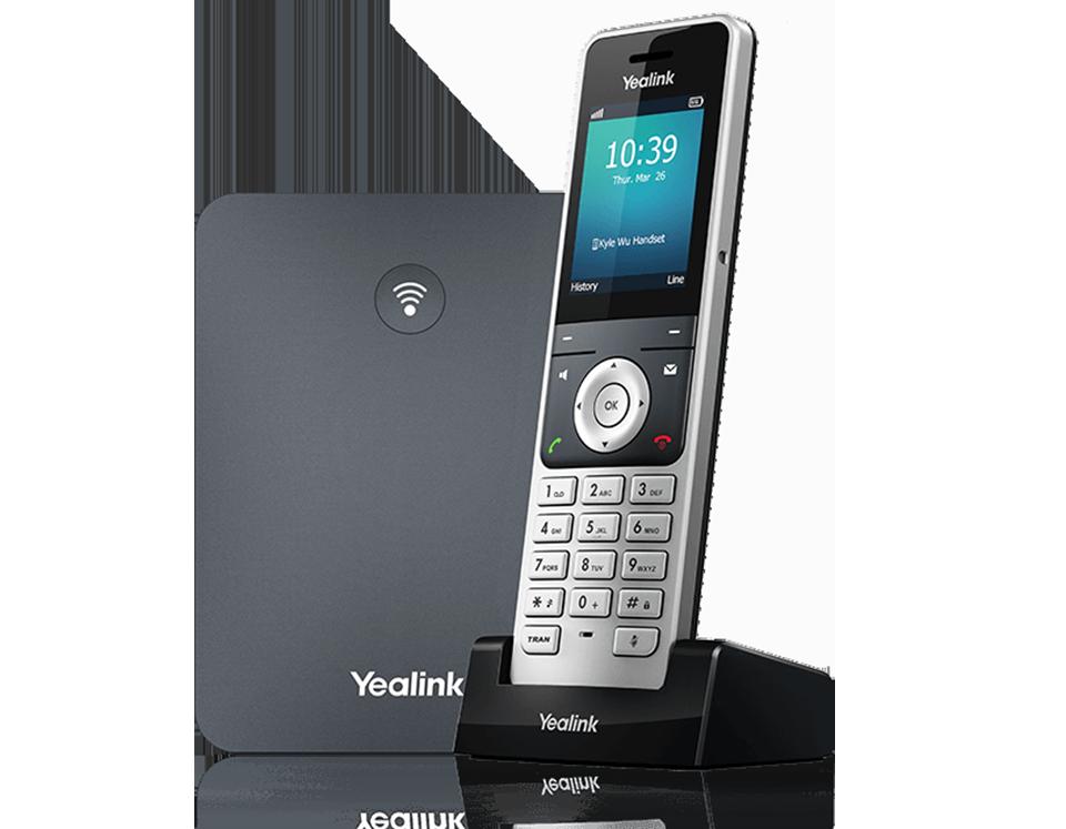 Yealink W76P DECT IP System