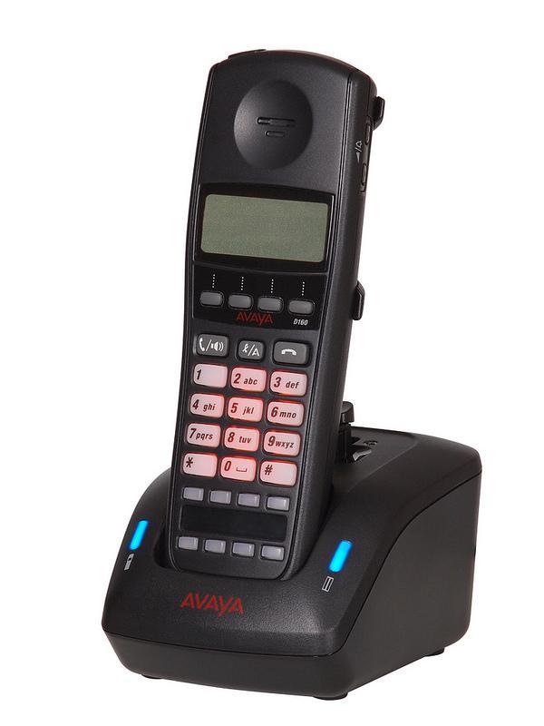 Avaya D160 Wireless Handset 700503100