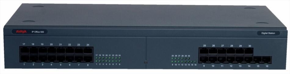 Avaya IP Office IP500 Digital 30B V2 (700511094)