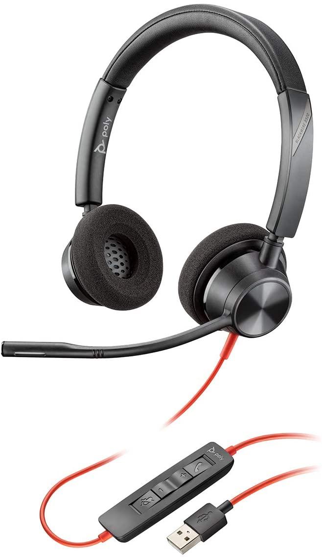 Plantronics Blackwire 3320 Binaural USB Headset