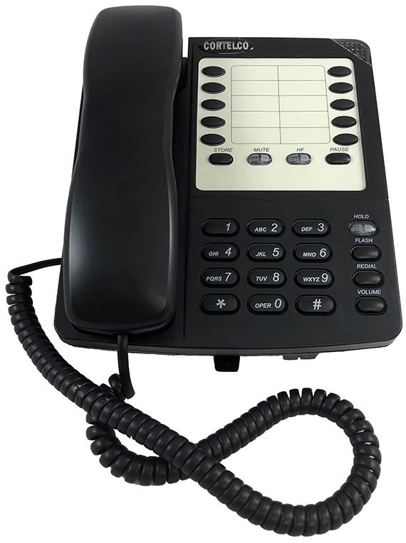 Cortelco Colleague 2203 Speakerphone Telephone Black New