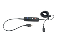 GN Netcom 8120 USB to Headset Adapter for Desktop New