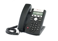 Polycom SoundPoint IP330 2-Line SIP Phone Refurbished