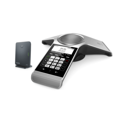 Yealink CP930WP Wireless Conference Phone with W60B IP Base Station