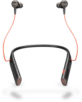 Plantronics Voyager 6200 UC Binaural Bluetooth Headset
