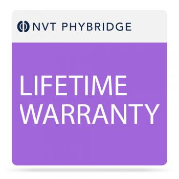 NVT Phybridge Lifetime Warranty for Flex-Link Adapter