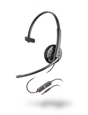 Plantronics Blackwire 215 Mono 3.5MM Headset New