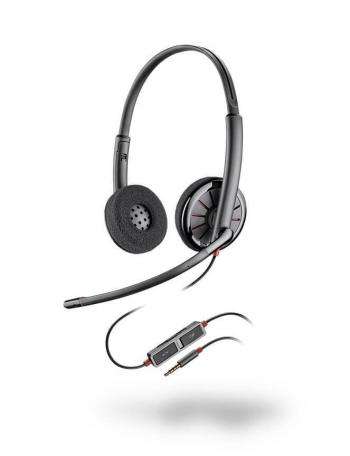 Plantronics Blackwire 225 3.5MM Stereo Headset
