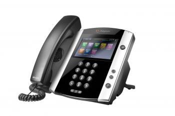 Polycom VVX 600 Gigabit IP Phone Refurbished