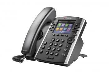 Polycom VVX 410 Gigabit IP Phone