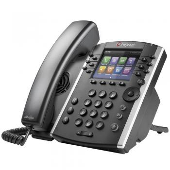 Polycom VVX 411 Gigabit IP Phone New