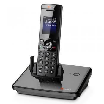 Polycom VVX D230 DECT IP Phone Handset & Base