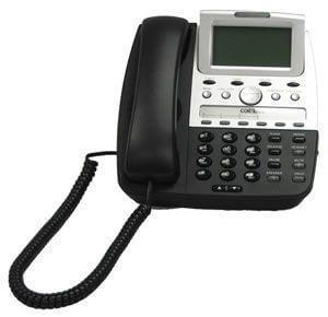 Cortelco 2730 Line Powered Caller ID Telephone New